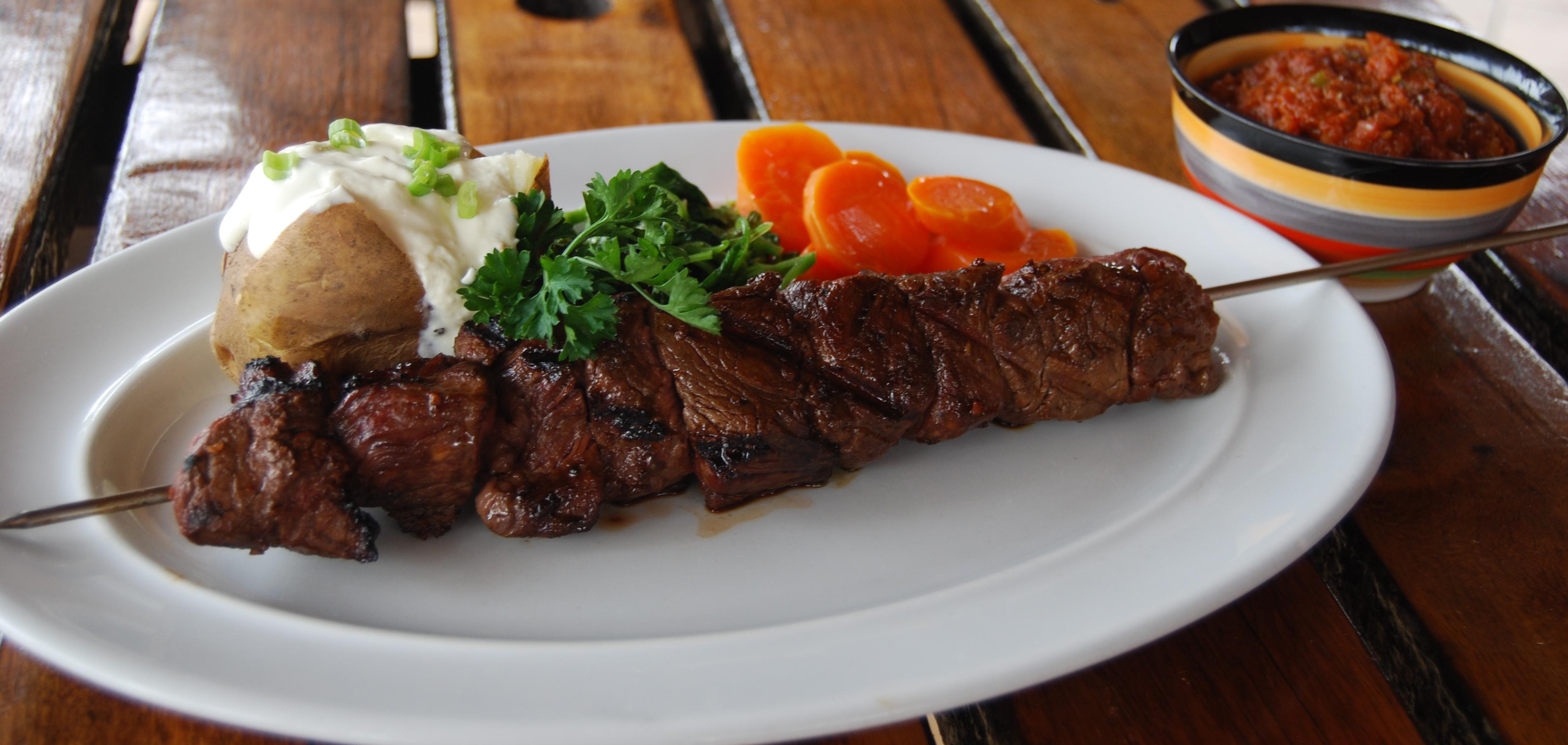Rump Kebab