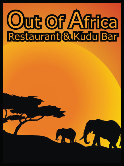Out Of Africa Restaurant and Kudu Bar